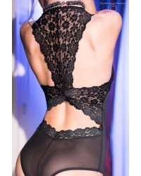 Deluxe Teddy with Gorgeous Back Detail
