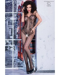 Alluring Bodystocking Black